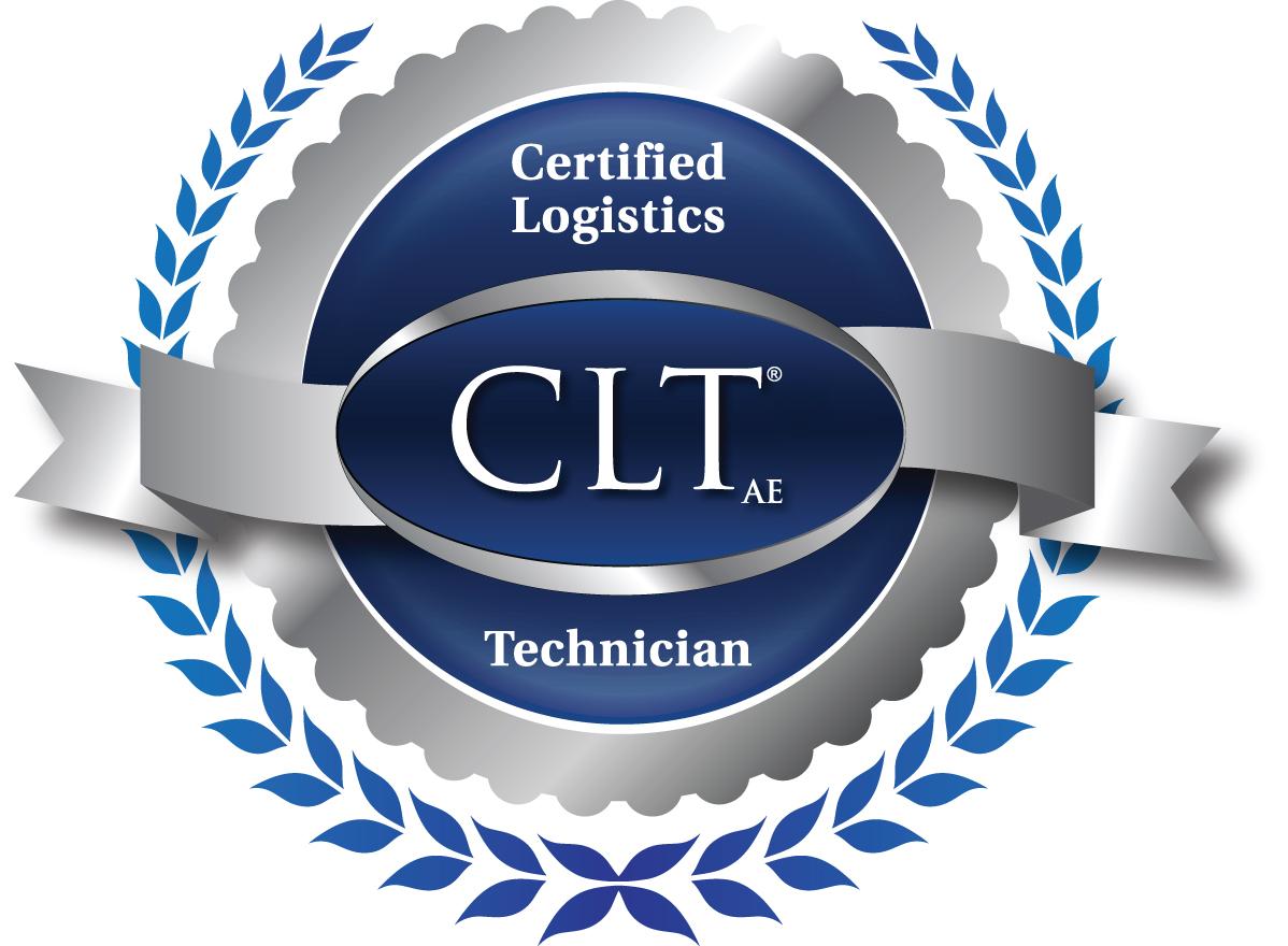 Certified Logistics Technician CLT – Logistics Technician